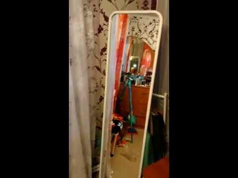 ИКЕА. Напольное зеркало КНАППЕР