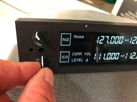 TKM's MX155 Navcomm Radio