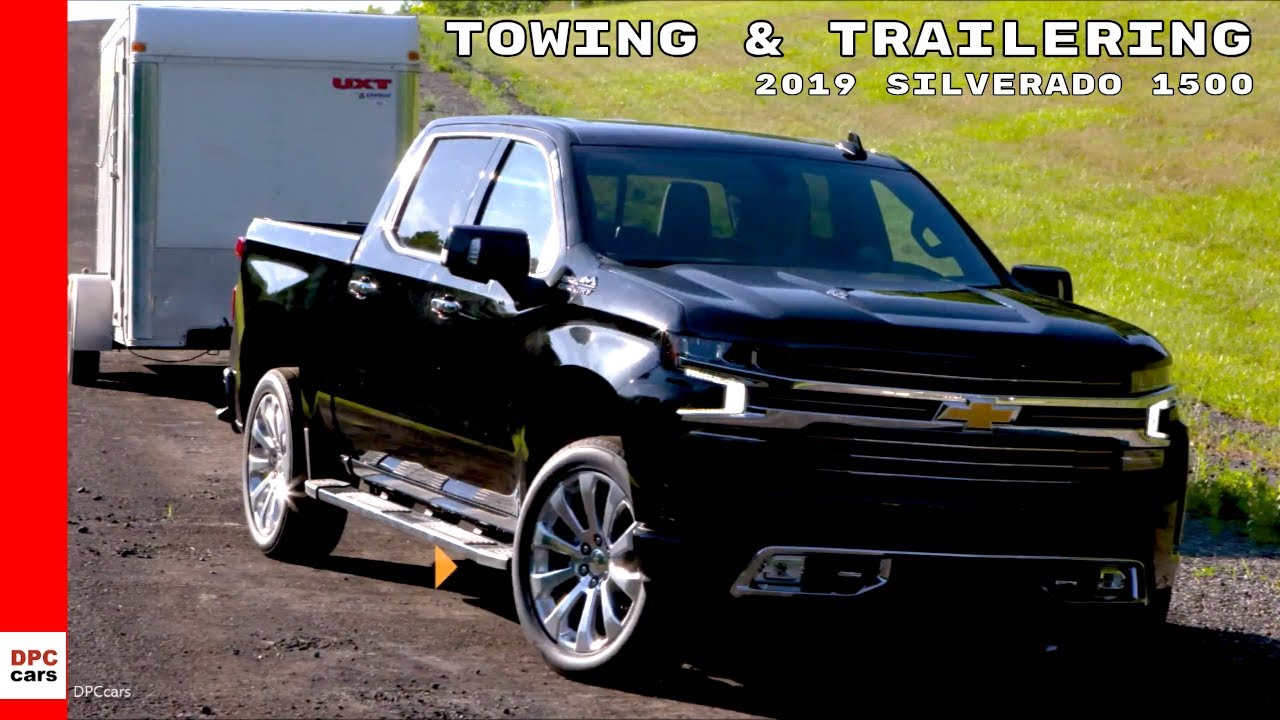 2019 Chevrolet Silverado 1500 Towing & Trailering Features ...