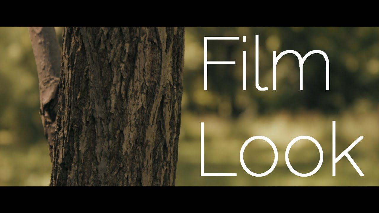 Film Look (CINEMATIC)- Canon EOS Rebel T4i - YouTube