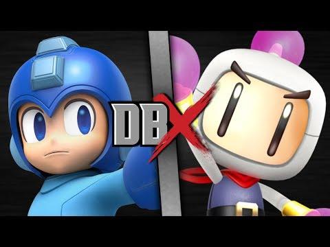 Mega Man VS Bomberman | DBX