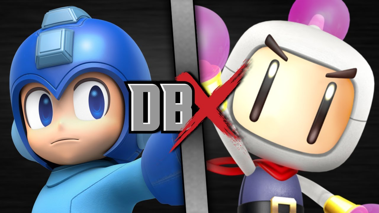 Mega Man VS Bomberman | DBX
