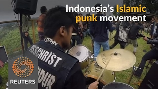 Video In Indonesia, pious 'punks' promote Islam download MP3, 3GP, MP4, WEBM, AVI, FLV Juni 2017