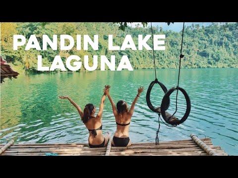 Pandin Lake | San Pablo, Laguna