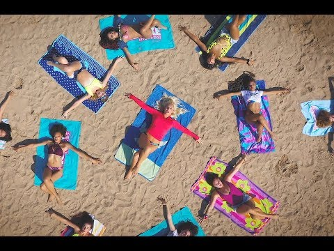 BROOKE HOGAN - Touch My Body (ft. The INstitute Of Dancers) [Official Music Video]