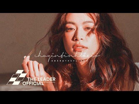 Hoàng Thùy Linh Chuyện Tình Lá Gió (Lyrics MV)
