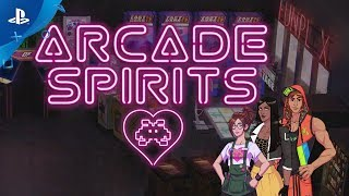Arcade Spirits | Console Announcement Trailer | PS4