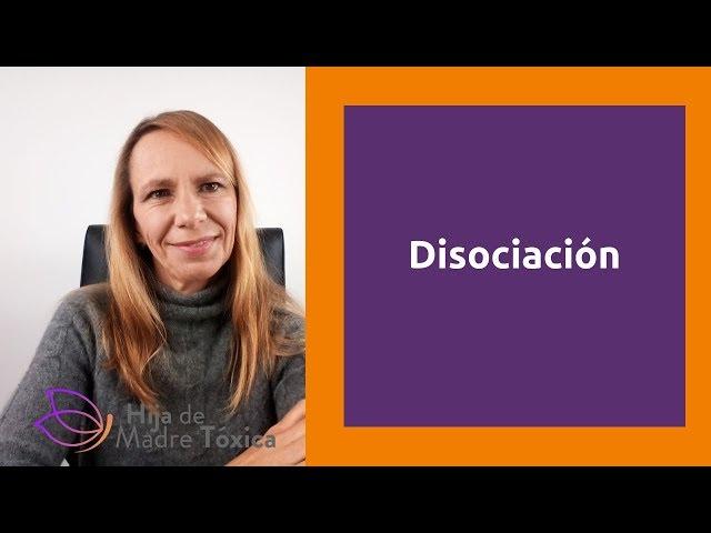 Disociacion, una de las heridas del abuso narcisista