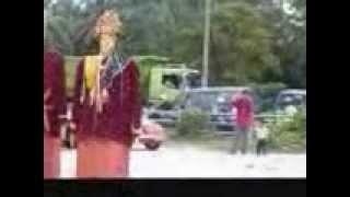 barong landong kesenian khas lembak bengkulu