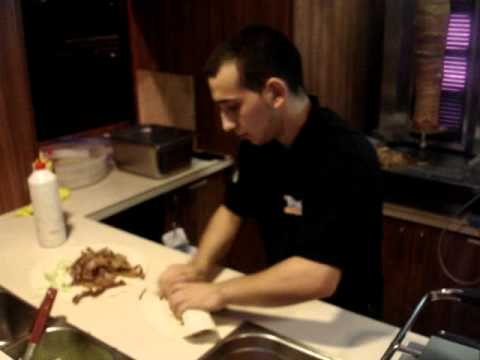 Master of kebab: Rambo from Tilburg, Holland