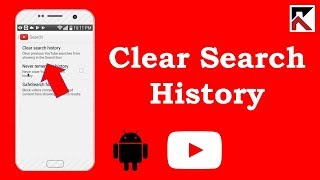 How To Clear Search History On YouTube Android