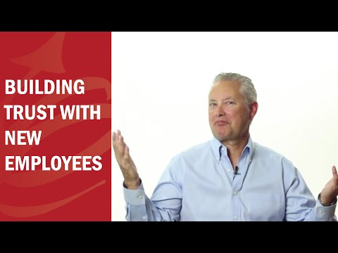 Building Trust with New Employees - FAQ Series