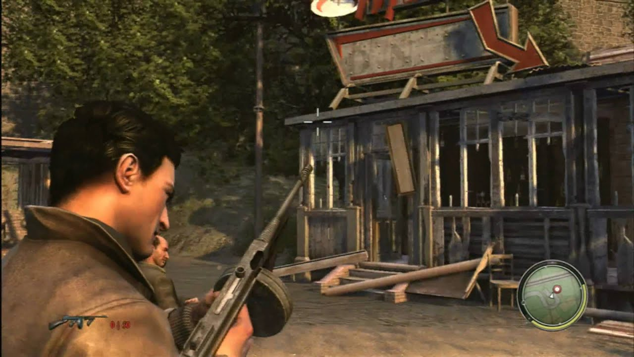 Cgr Undertow Mafia Ii For Xbox 360 Video Game Review