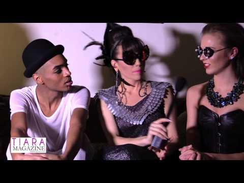 Tiara Magazine Interview with Stevie Boi