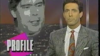 1989 Entertainment Tonight review of Stephen King