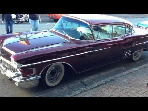 1958 Cadillac Series 62 Sedan de Ville