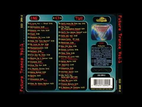 Future Trance Vol. 1 CD 2