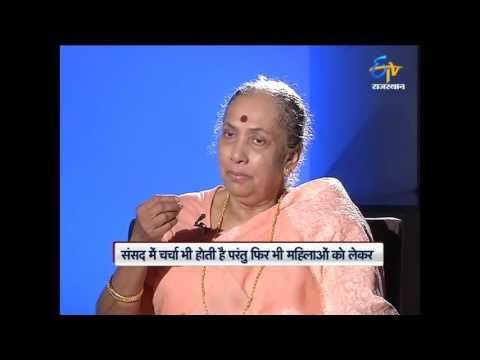 Aamne Samne-Margaret Alva-Former Governor-Rajasthan-On 30th July 2016