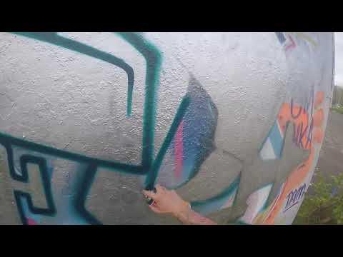 Graffiti - SOTEP - The Procedure
