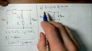 Задача 2 от И. П. Найти переходную характеристику(Видео по заявке., 2013-02-26T21:34:38.000Z)