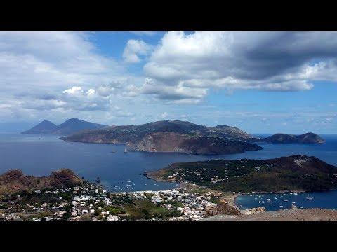 Italy - Aeolian Islands, Lipari, Vulcano, Stromboli