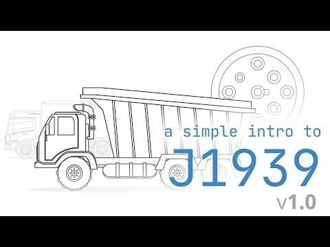 SAE J1939 Explained - A Simple Intro (2018)