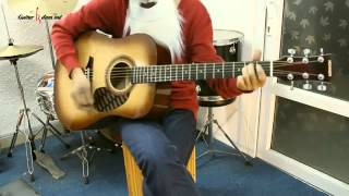 Dạy Học Guitar] [Điệu Valse & 16BeatBallad] We Wish You A Merry Christmas & Last Christmas