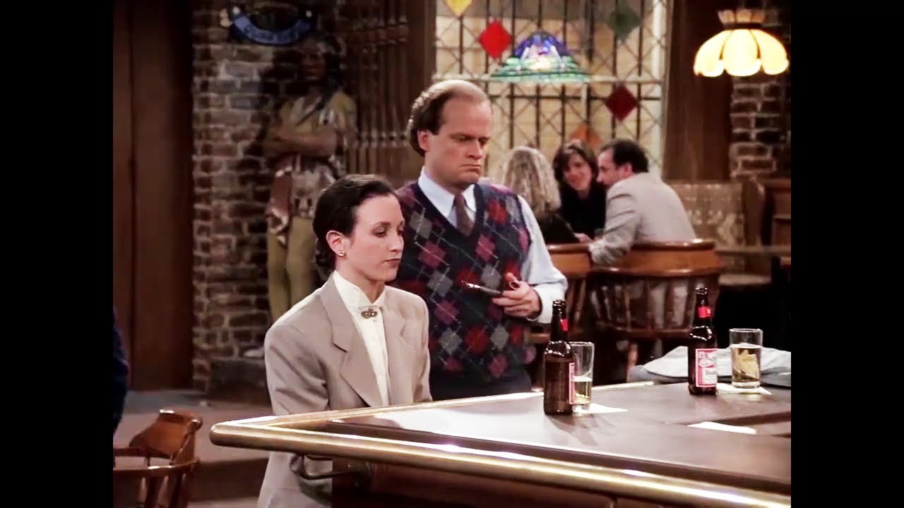 Download Cheers - Frasier Crane funny moments part 9 HD