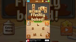Word Cookies Cross Trainee Milk Level 1 Answers