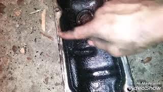 Что делать если выкидывает масло через щуп на 402 моторе [ГАЗ ВОЛГА ] 3110
