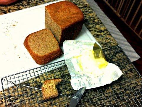 Whole Wheat Bread In A Bread Machine