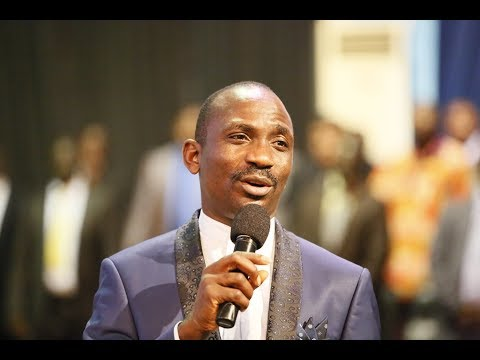 DR. PAUL ENENCHE SERMON - RCCG 2016 YOUTH CONVENTION VESSELS