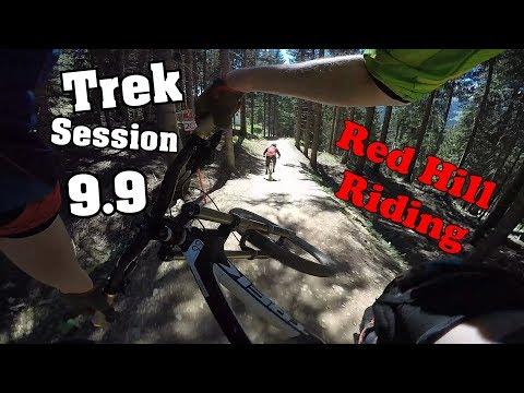 Best of 2K17 | Trek Session 9.9 | RedHillRiding