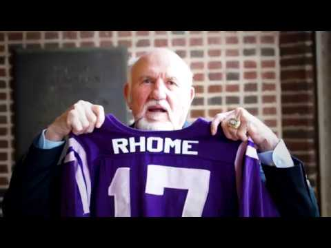Dallas ISD Recognizes 2018 Athletic Hall of Fame Inductee Jerry Rhome