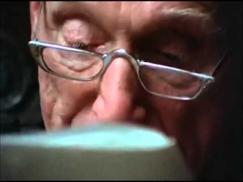 """Robert Penn Warren reads from his book """"All the Kings Men"""""""