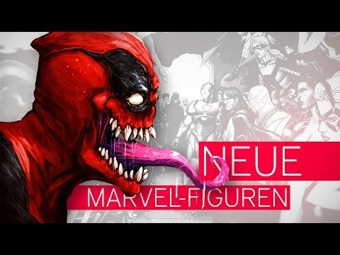 VENOMPOOL   Neue MARVEL-Figuren und das Cinematic Universe