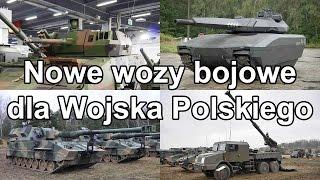 Nowe wozy bojowe dla Wojska Polskiego (Komentarz) #gdziewojsko