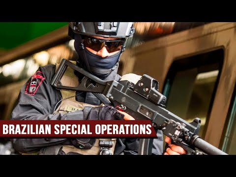 "Brazilian Special  Operations - ""Till I Collapse"" 2018"