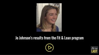 Jo Johnson's results