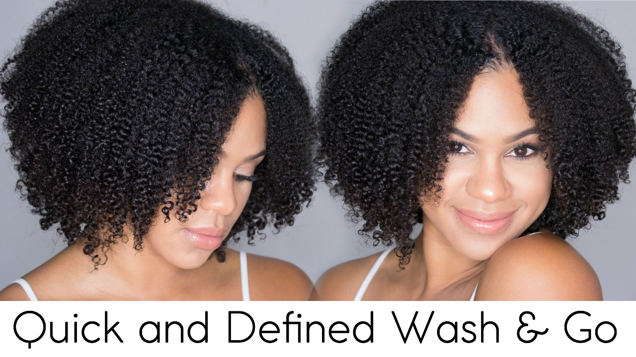 wash n go natural hair styles and defined wash n go on hair 9265 | maxresdefault