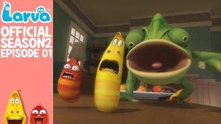 [Official] Welcome Larva! - Larva Season 2 Episode 1