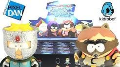 KidRobot South Park The Fractured But Whole Vinyl Mini Figure Series Unboxing