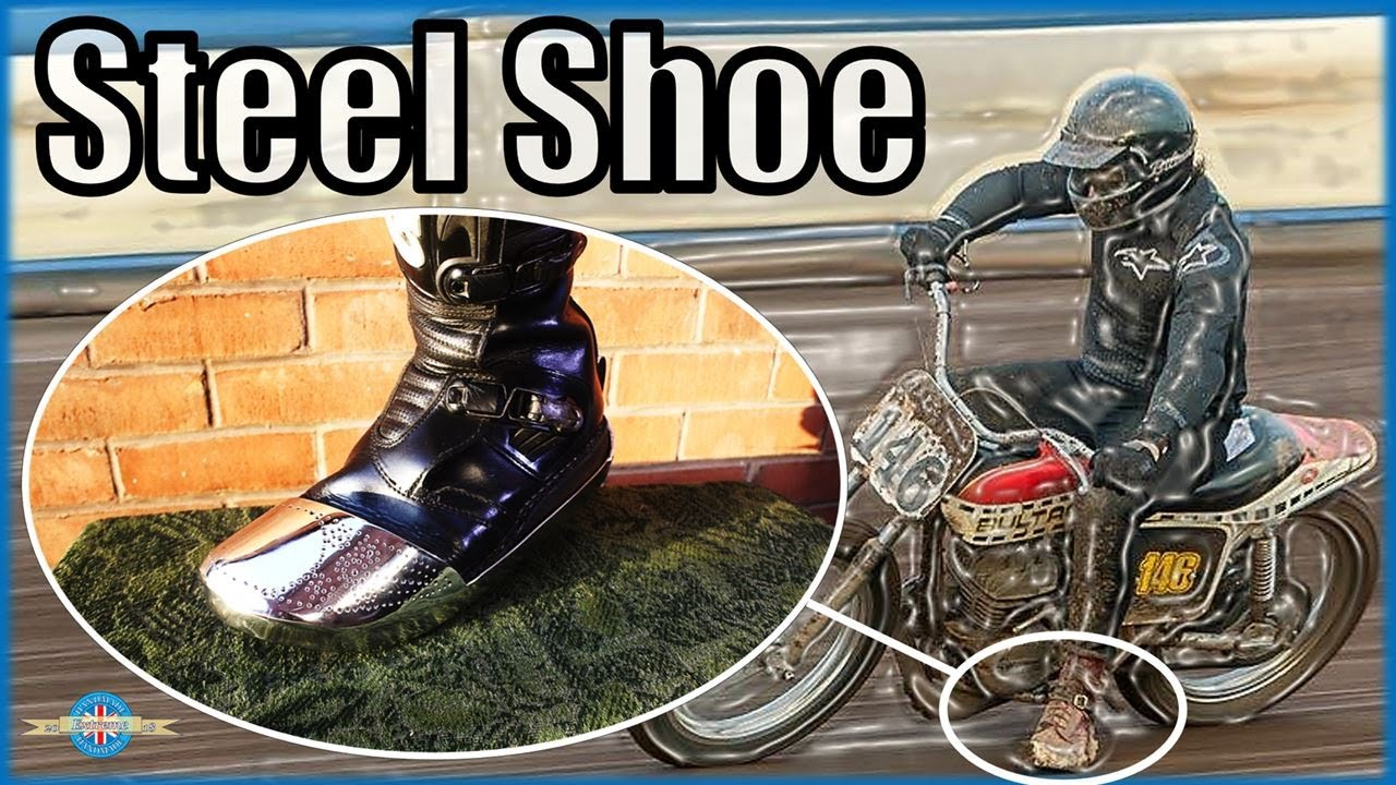 Making A Stainless Steel Hot Shoe For Flat Track Speedway Motorbike Racing Youtube