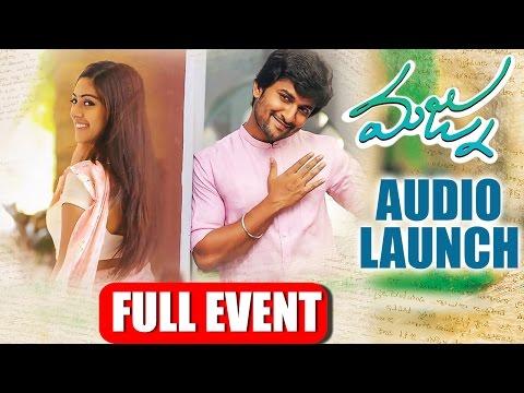 Nani Majnu Audio Launch Full Event || Anu...