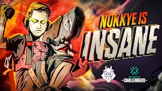 NUKKYE IS INSANE | G2 VALORANT VCT Voicecomms & Moments #2