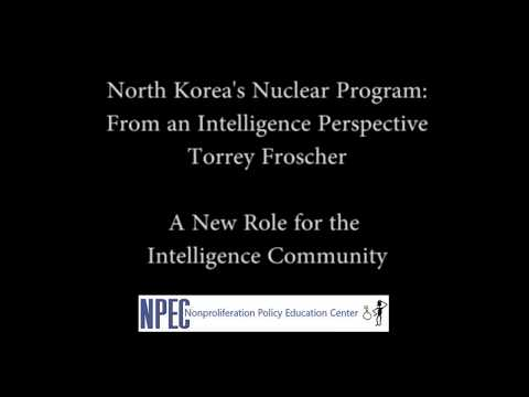 Part 6: A New Role for the Intelligence Community