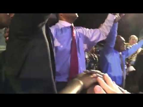 2014 Fiji Conference Holy Ghost outpouring! www.spiritled.net