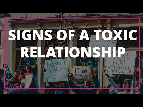 What Are The Signs Of A Toxic Relationship With A Narcissist?