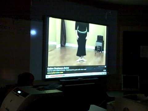 informative speech about ballet dancing