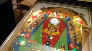 Gottlieb Hot Shot Pinball (1973) - 4 Player